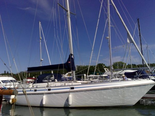 Colvic 55 Blue Water Yacht Photo 1
