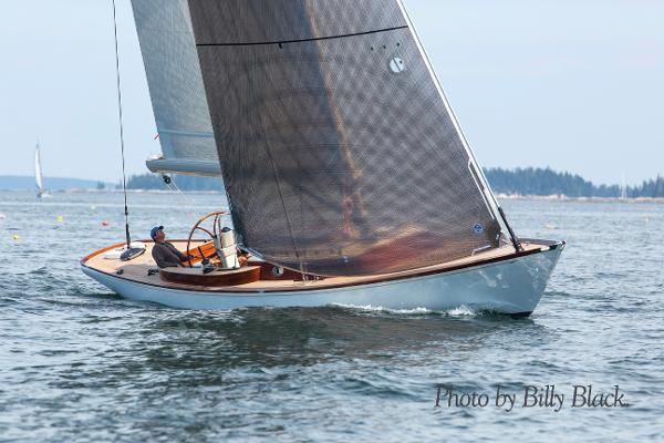 Brooklin Boat Yard 47' Spirit of Tradition Sloop