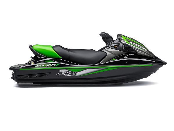Kawasaki STX 15-F