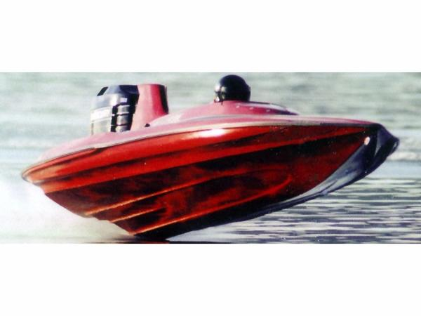Allison Boats Xr-2001