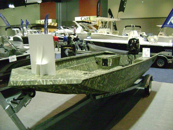 Alumacraft Waterfowler 16