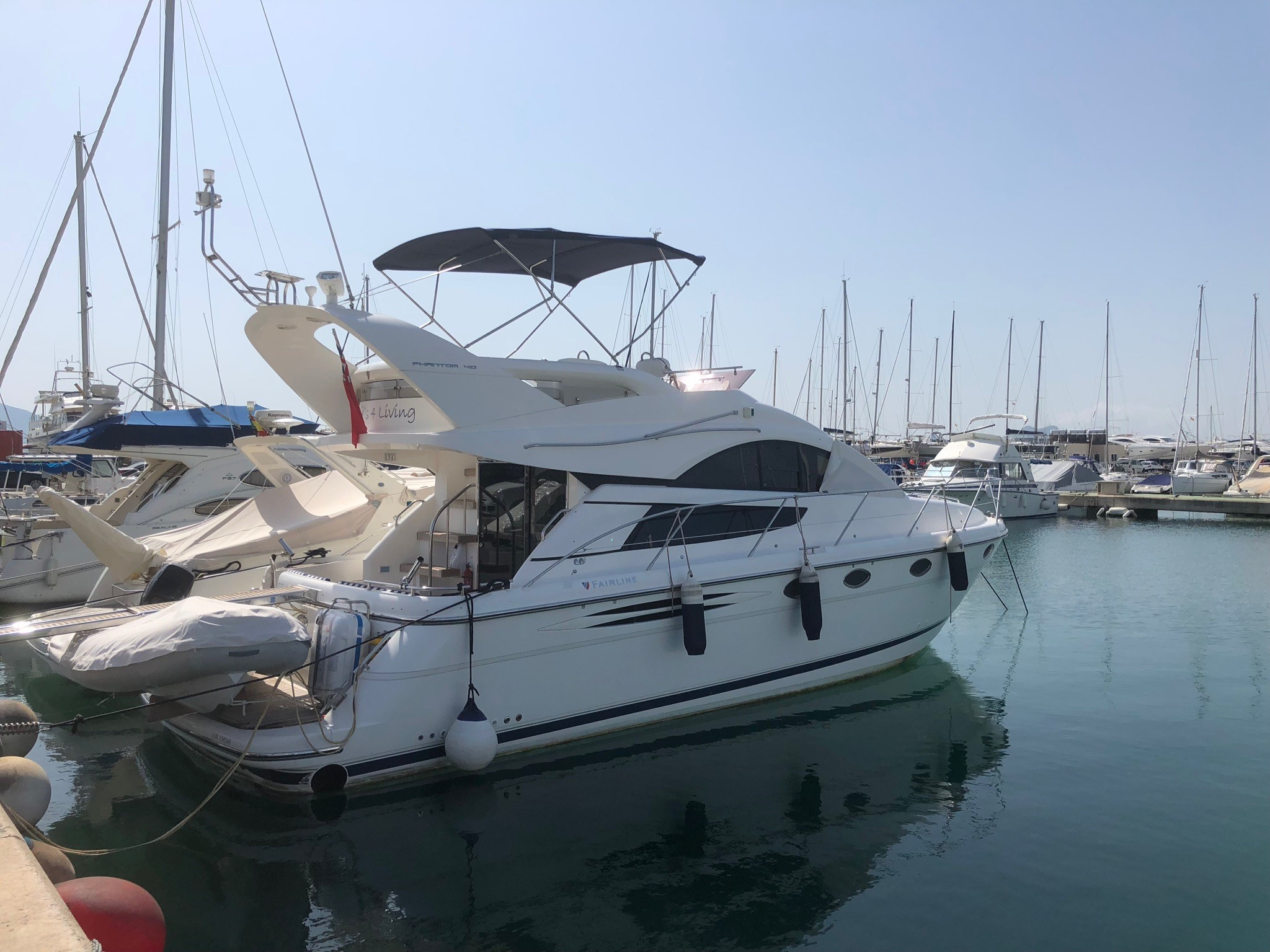 Fairline Phantom 40 Fairline Phnatom 40