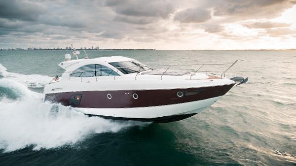 Beneteau 49 GT Profile Stbd
