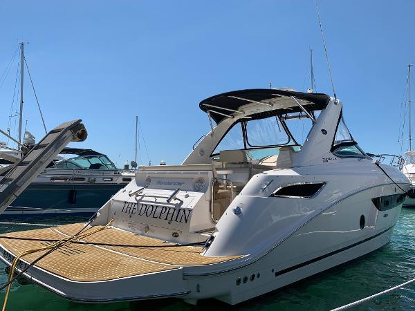 Sea Ray 350 Sundancer Starboard Aft
