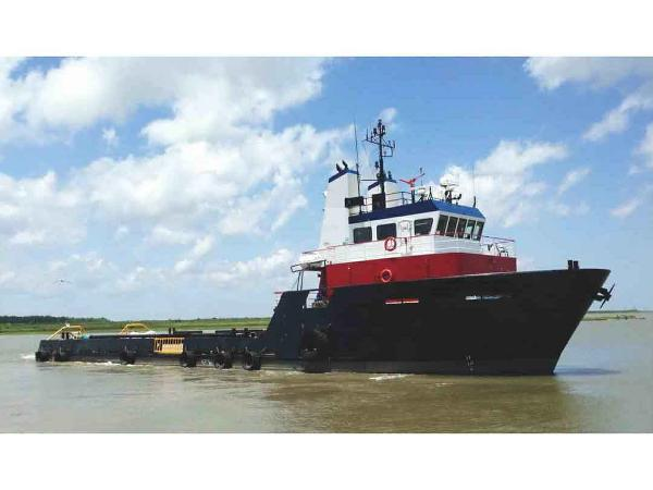 Cargo Ship DP-1 Offshore Supply Vessel