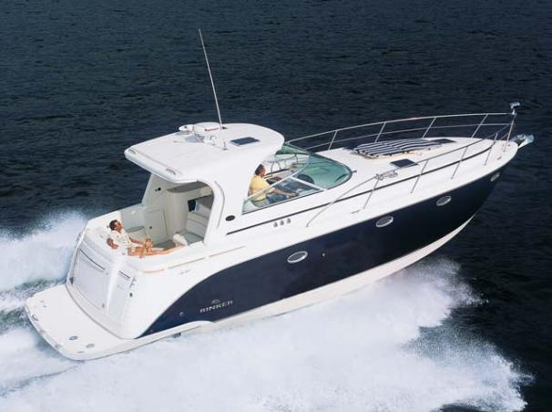 Rinker 410 Express Cruiser Manufacturer Provided Image