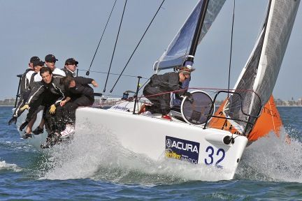 A Melges 32 Photo 1