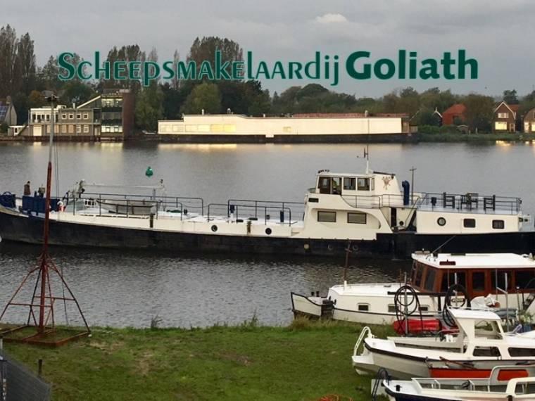 De Vooruit, Zaandam De Vooruit, Zaandam Woonboot 38m