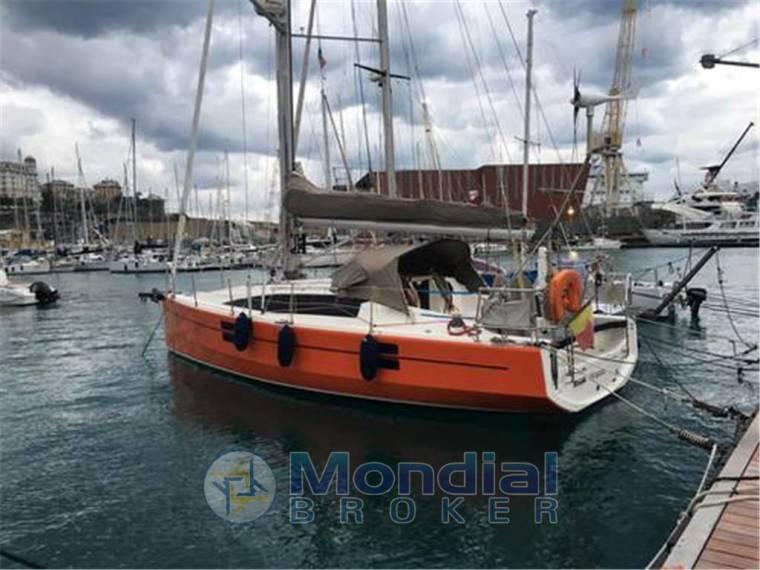 Ceccarelli Yacht Design Azuree 33