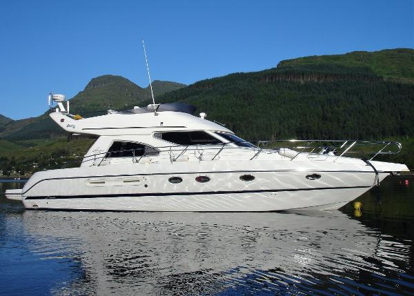 Cranchi Atlantique 40 Cranchi Atlantique 40 with BJ Marine
