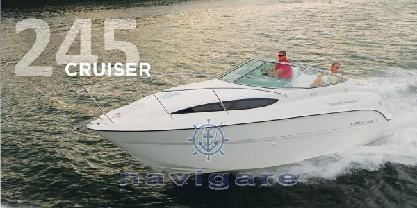 Bayliner 245 Cruiser 1