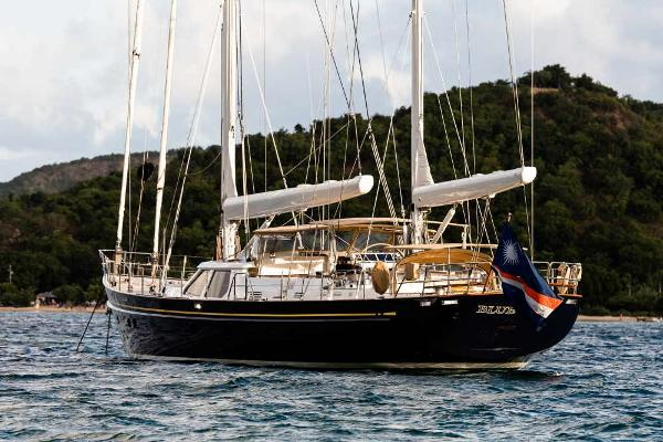 Alloy Yachts 1998 Profile