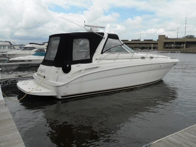 Sea Ray 380 Sundancer