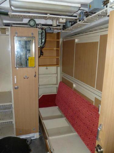 4 bed cabin aft