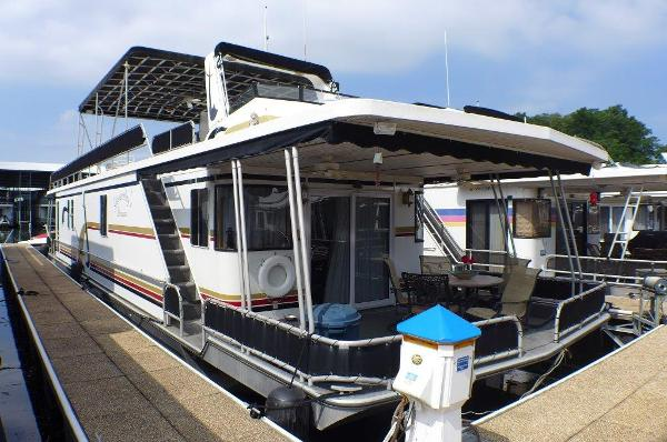 Lakeview 16 x 68 Houseboat