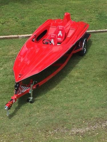 Allison Boats XR2002