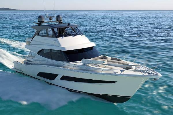 Riviera 64 Sports Motor Yacht Manufacturer Provided Image