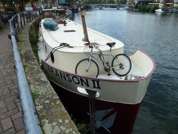 Barge Branson Katrina