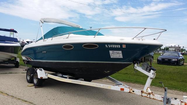 Sea Ray 230 SS