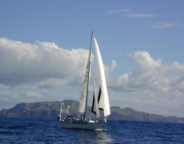 """Pacific Seacraft Crealock 37 1999 Crealock 37' Cutter """"Satori"""""""