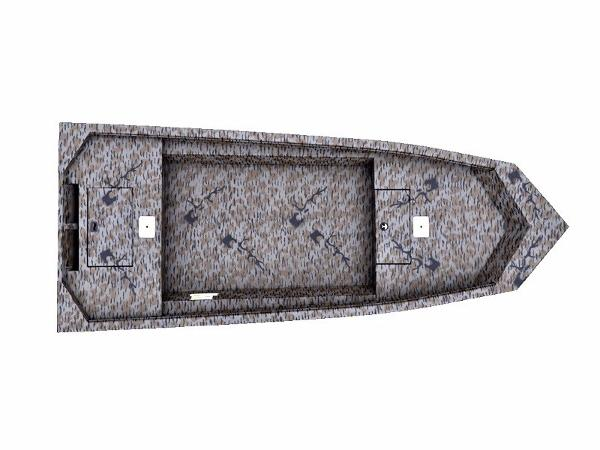 Xpress Boats HD16DBX