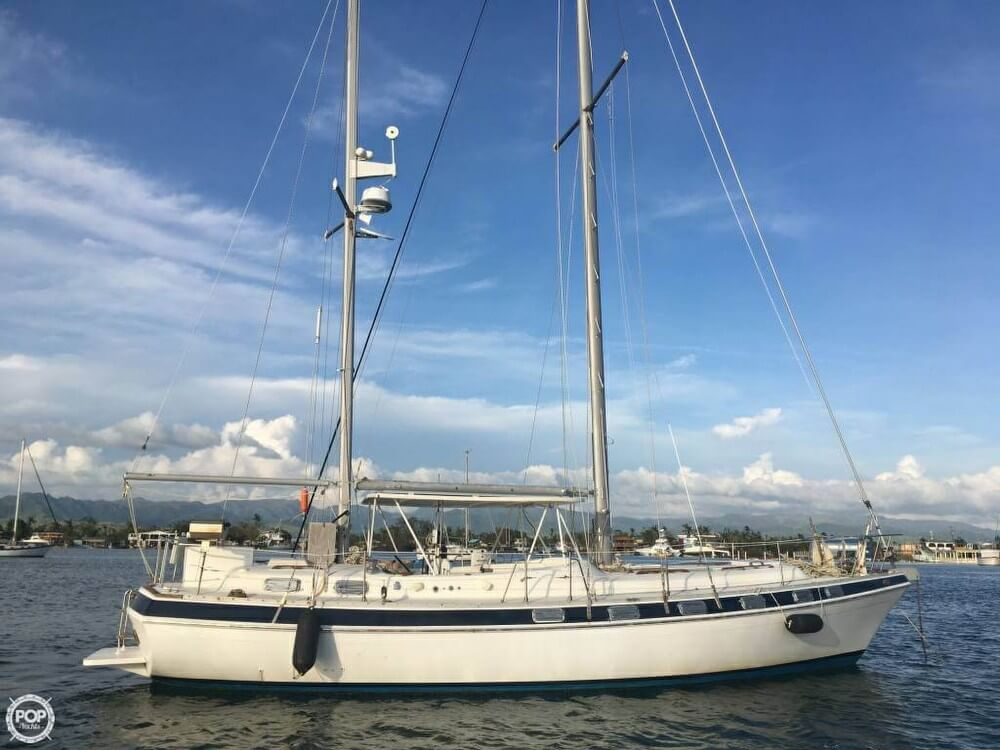 Morgan 41 Out Island Ketch 1979 Morgan 415 Out Island Ketch for sale in Salinas, PR