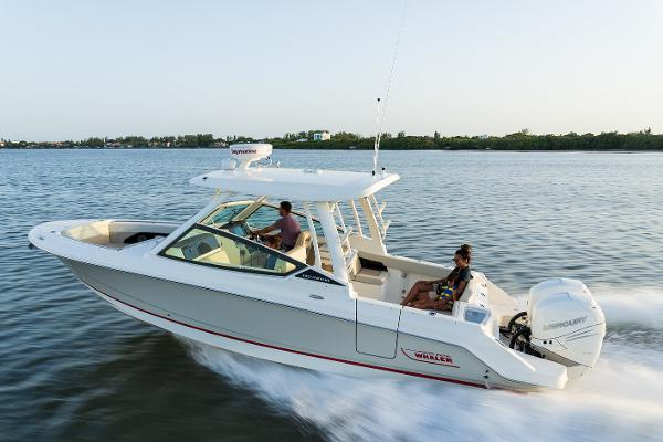 Boston Whaler 28VNT Manufacturer Provided Image