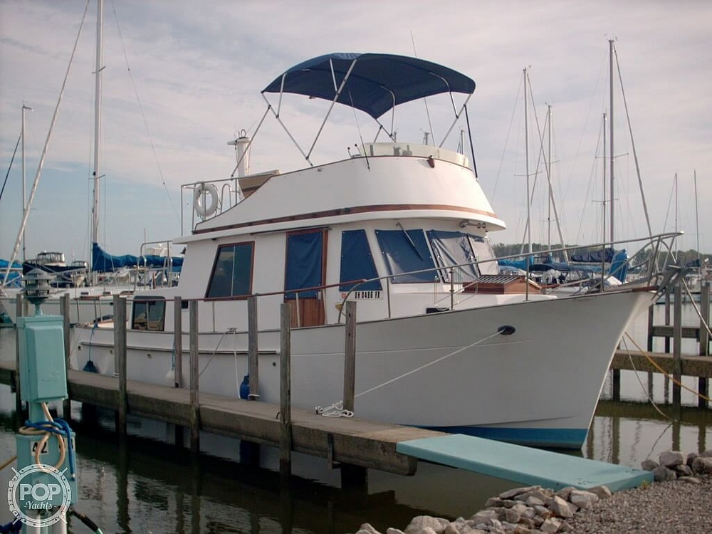 Marine Trader 34 Double Cabin 1982 Marine Trader 34 Double Cabin for sale in Port Clinton, OH