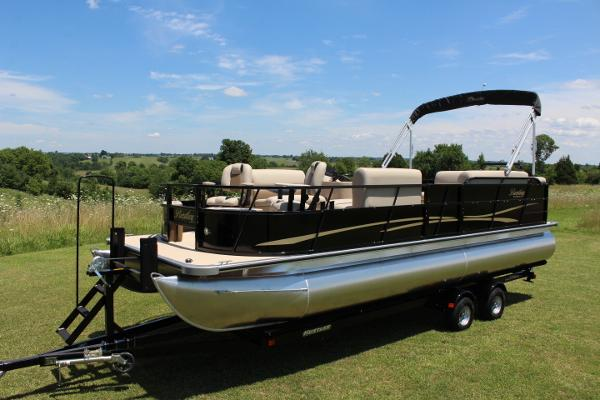 Bentley Pontoons 240 Fish  -140