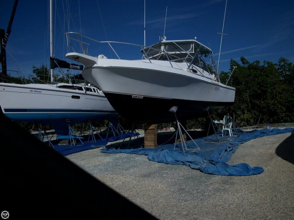 Blackfin 32 Combi 1990 Blackfin 32 Combi for sale in Marathon, FL