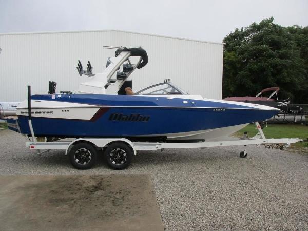 Malibu Boats 22 MXZ