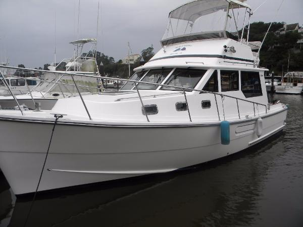 Sea Spirit Flybridge