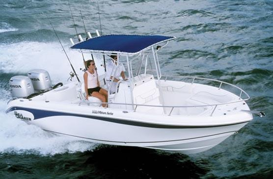 Sea Chaser 2400 CC Manufacturer Provided Image