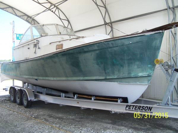 Wasque Rare 32 Flush Deck