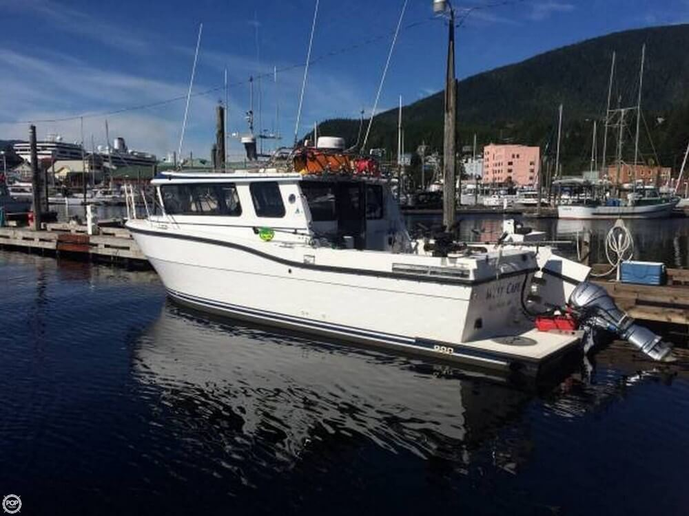 Bounty 33 M/V West Cape 1997 Bounty 33 for sale in Ketchikan, AK