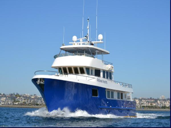 ALLSEAS YACHTS Expedition 92