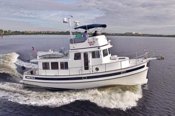 Nordic Tugs 42 Trawler