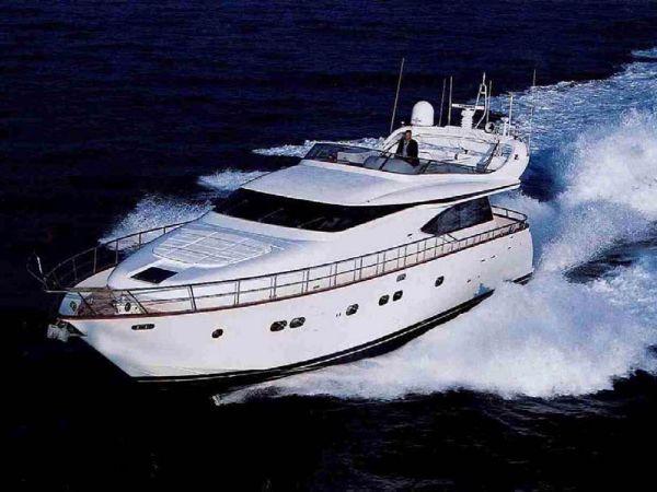 Maiora 20 Maiora 20 - Luxury Motor Yacht