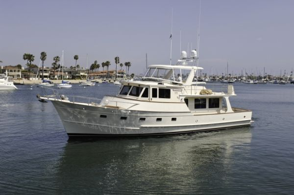 55 Fleming Pilothouse Motor Yacht