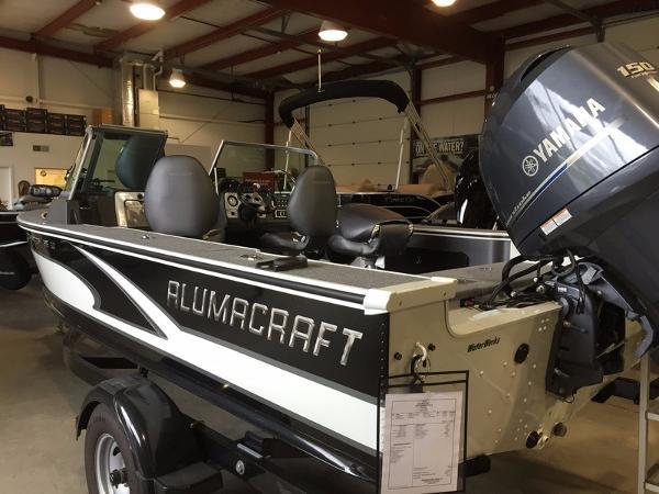 Alumacraft Dominator 185 Sport