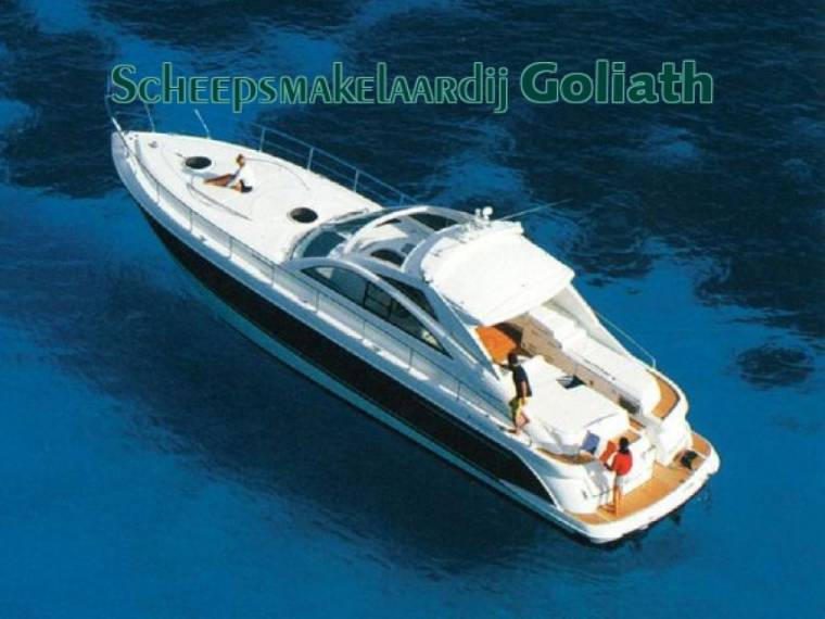 Fairline Boats Fairline Targa 52