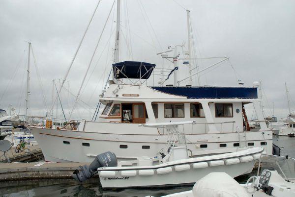 Marine Trader 50 Motor Yacht 1984 50 Marine Trader