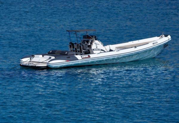 Scorpion Seafarer 36ft