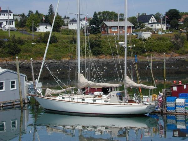 Cape Dory 45 Ketch