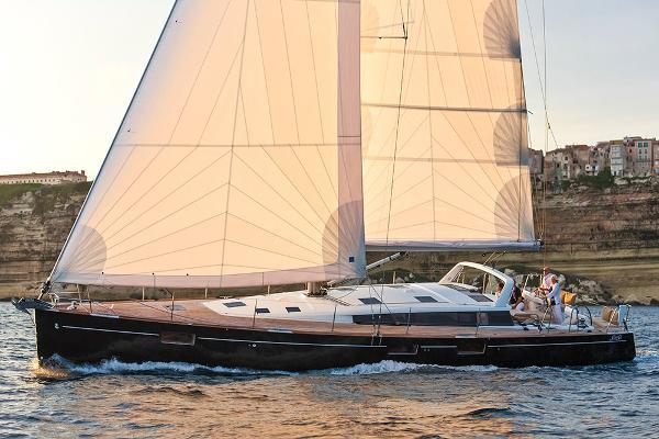 Beneteau Sense 55 Sense 55 Sailing Manufacturer photo