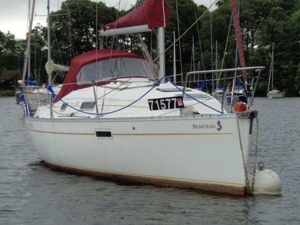 Beneteau Oceanis Clipper 281 Beneteau Oceanis 281 - La Mouette