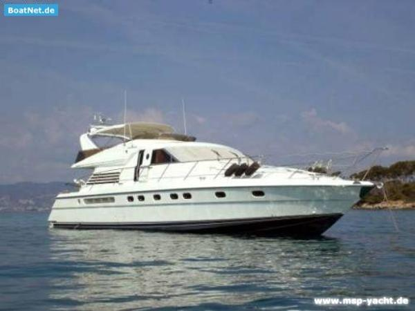 Fairline Squadron 62 Fairline Squadron62 msp-0426 1