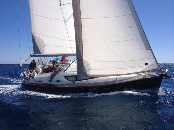 Jeanneau Sun Odyssey  39 DS Jeanneau Sun Odyssey 39 DS