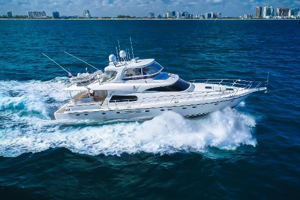 Johnson 70 Motor Yacht
