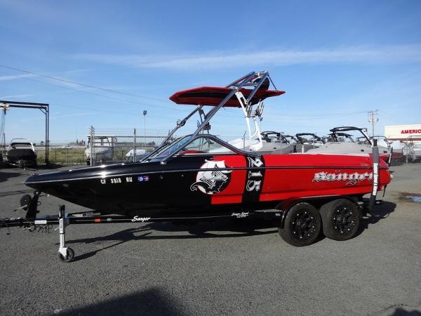 Sanger Boats V215 XTZ